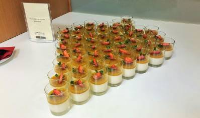 Catering - Corvin Hotel Budapest