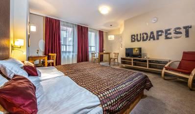 Corvin Residence - Corvin Hotel Budapest