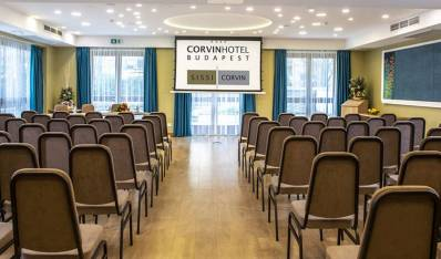Corvin room - Corvin Hotel Budapest